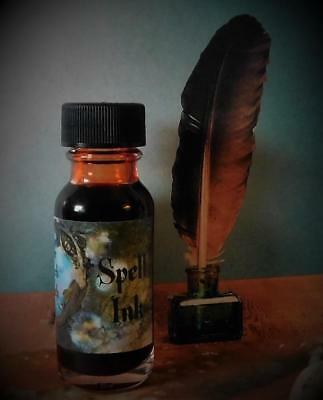 DOVE'S BLOOD Spell Ink - Spellwork Ritual Love Peace Justice~Wicca Witch Pagan