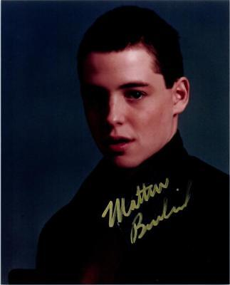 Matthew Broderick signed 8x10 Picture Autographed Photo COA included