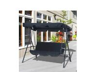 New Garden Swing Seat and Cover