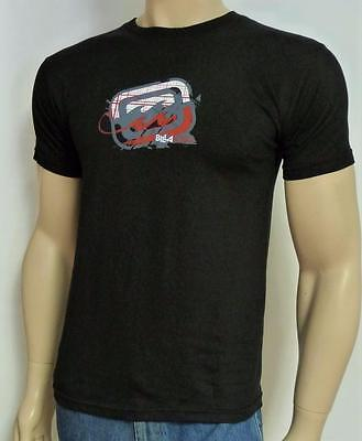 Plaid Logo Shirt (Billabong Plaid Wave Graphic Double Logo Tee Mens Black Shirt New NWT)