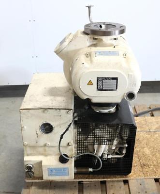 Leybold Wsu501 Ruvac Blower Booster Vacuum Pump W Leybold Sv200 95027 Pump