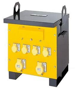 10-KVA-Site-Transformer-Distribution-110-V-Volt-Drills-Grinders-Planer-Jigsaw
