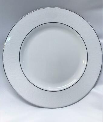 Lenox Hannah Platinum Bone China Salad Plate -
