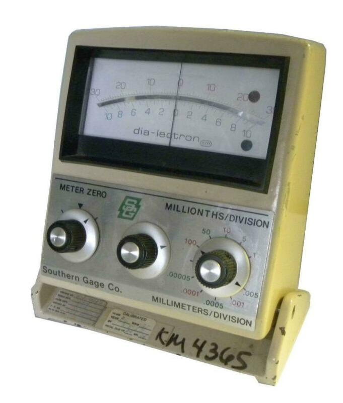 Southern Gage Co. 90025 Gage Meter