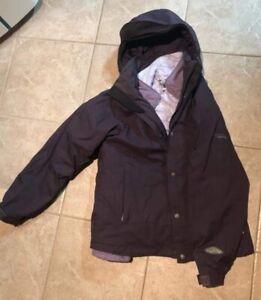 Columbia women's 3-1 winter jacket