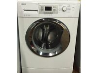 Beko WMB91242 9kg 1200 Spin White LCD A Rated Washing Machine 1 YEAR GUARANTEE FREE FITTING