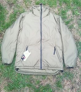 Military Thermal Tailored Softie Style Jacket - Small, Buffalo, British Army