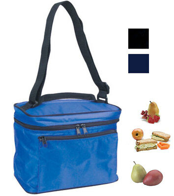 Insulated Cooler Lunch Box Bag for Food Picnic Bottles Water