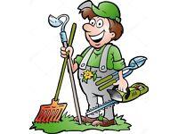 Gardener requires work