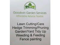 Goodwin Garden Services - All Year Round Garden Maintenance