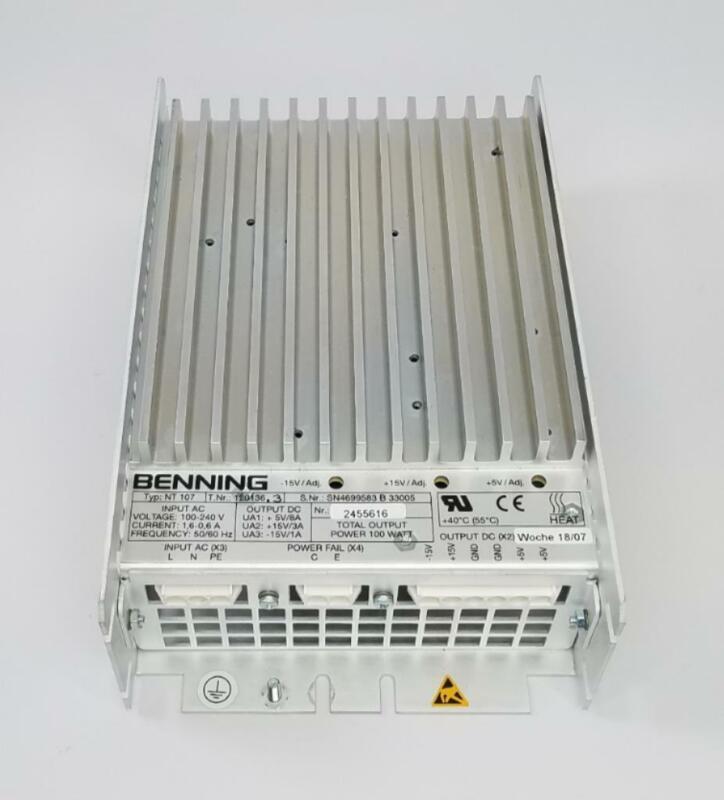 Siemens NT 107 Benning Power Supply for Arcadis Varic C Arm