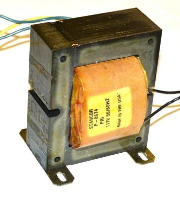 Stancor P-8674 Transformer 117 Volts Primary 36 Vct 6 Amps Secondary