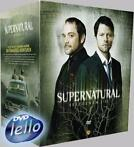 Supernatural, Seizoen 1, 2, 3, 4, 5, 6, 7, 8, 9, 10 & 11 Box