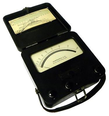 Weston 622 Thermo Ammeter 0-100 Amps