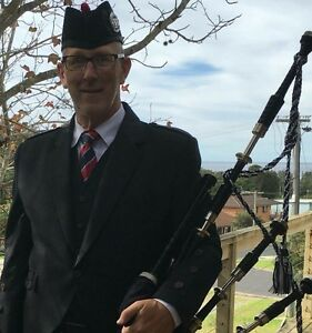 Professional Bagpipe Services  Australia Batemans Bay Eurobodalla Area Preview