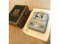 Caroline Guitar - Megabyte Lo-fi Delay Effects Pedal - As New