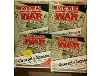 Complete set off images off war/ and 90 issues off your family tree