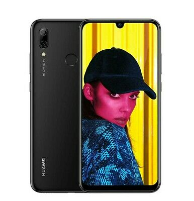 SIM Free Huawei P Smart 2019 6.21 Inch 64GB 13MP 4G Android Mobile Phone - Black