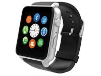 GT88 Bluetooth Smart Watch Phone Heart Rate Fitness Touch Waterproof iPhone Android