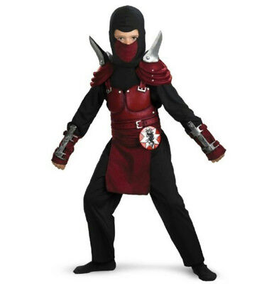 Blade Ninja Assassin Deluxe Boy's Costume Small -