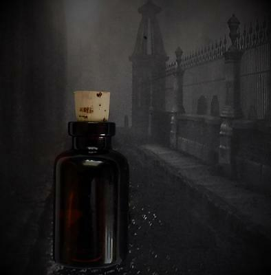 VAMPIRE Potion Ritual Oil Anointing Oil Elixir ~Wicca Witchcraft Pagan
