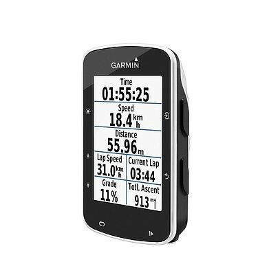 New Garmin Edge 520 Gps Cycling Computer   Gps   Bluetooth   Ant    010 01368 00