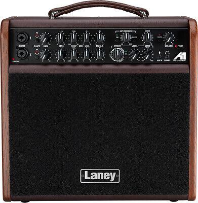 Laney A1 Acoustic Guitar Combo Amplifier, 120w