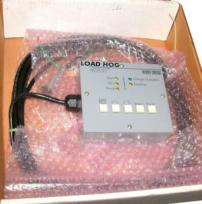 New Exide Load Hog Battery Charger Remote Control Box W/Cable, used for sale  Shipping to India