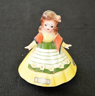 50s JOSEF ORIGINALS Porcelain GIRL PORTUGAL COSTUME 4
