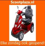 Scootmobiel Drive STD6 Red