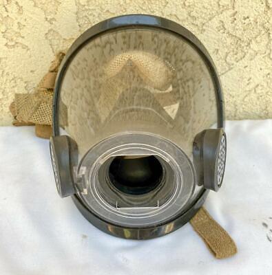 Scott Scba Mask Av3000 Full Facepiece Small