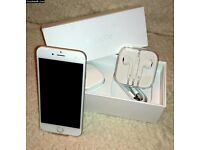 APPLE IPHONE 6 64GB GOLD,FACTORY UNLOCKED,MINT CONDITION COMES BOXED