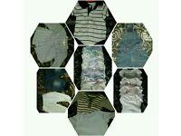 Baby boy clothes (newborn) only worn few times