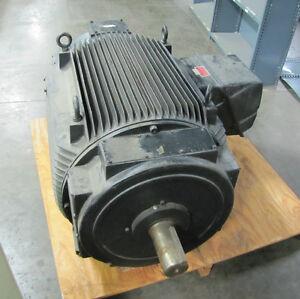 Powertec brushless dc motor 250hp 250 hp 1750rpm 640vdc for 10 hp dc electric motor