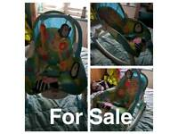 Baby Toddler Baby Bouncer Rocker Chair