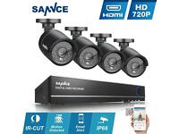 CCTV full installation & setup £220