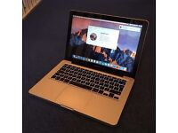 Apple MacBook Pro 13 MD313B/A Intel i5 8GB RAM 500GB With Microsoft Office Student Software