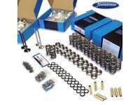 Ferrea 6000 Series 1MM OS Valves Honda K20 K20A2 K20Z K24 K24A RSX Acura Turbo