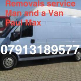 Removals, student moves, Man&Van