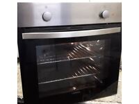 LAMONA STAINLESS STEEL ELECTRIC CONVECTION OVEN/GRILL. IMMACULATE
