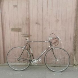 Vintage Jan Janssen Racing bike