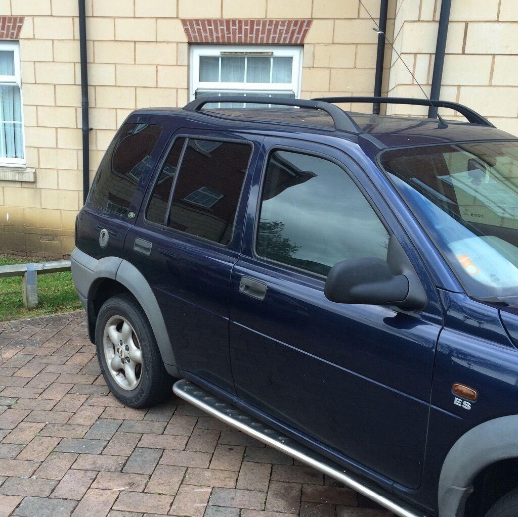 2006 Land Rover Freelander For Sale: Freelander TD4 Auto,diesel,registered 2000,