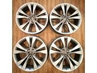 """20"""" vauxhall alloy wheels"""