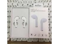 2017 HBQ i7 TWS Twins True Wireless Earbuds Mini Bluetooth V4.2 DER Stereo