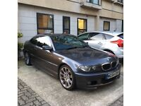 BMW 325ci M sport Grey