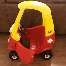 Little Tikes Cozy Coupe Kids Car