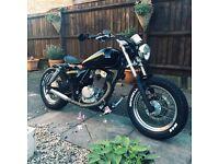 Suzuki GZ125 Marauder Custom Built Bobber 125cc **Learner Legal** Can deliver