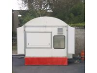 10x8 foot catering trailer excellent condition
