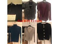 Many brand new and used clothes £3-10 Jigsaw, phase eight, Zara, Mexx and Reiss etc.