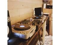 Cdj 800 mk2 x2 & djm 700 mixer Pioneer
